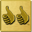 Thumbs Up WineFinder Application Icon.